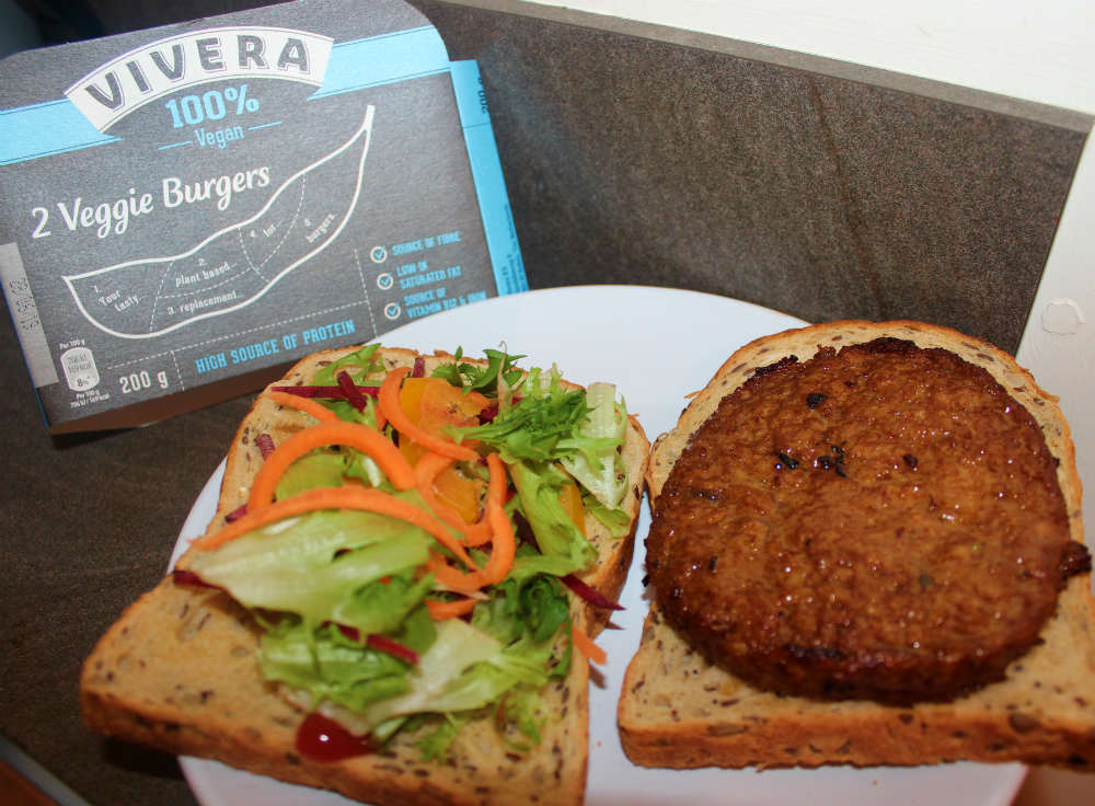 Vivera - 100% Vegan Burgers Review