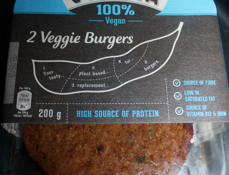 Vivera – 100% Vegan Burgers Review