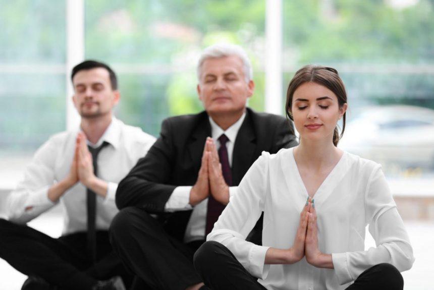 Trois raisons de méditer avant le travail