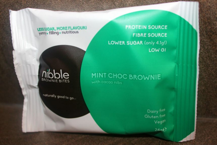 Nibble Brownie Bites Review | Le blogueur de la santé naturelle