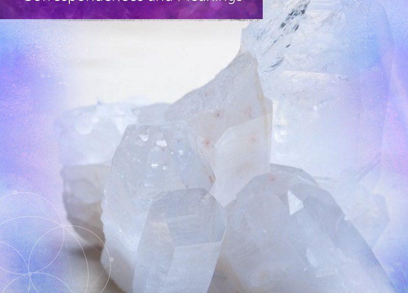 Propriétés, correspondances et significations du quartz clair – Académie de guérison du cristal de lune Hibiscus | Guérison De Cristal | Guérisseur de cristal | Thérapie de cristal | Guérisseur de cristal certifié | Grilles de cristal
