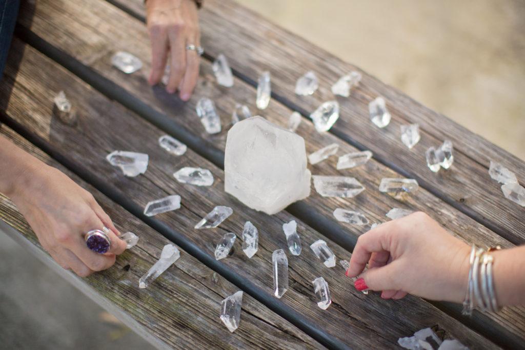 quartz clair