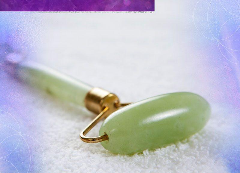 Qu'est-ce qu'un rouleau de jade?