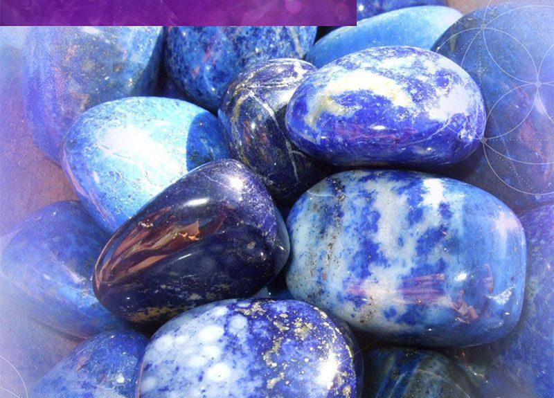 Propriétés curatives Lapis Lazuli, Correspondances et Signification