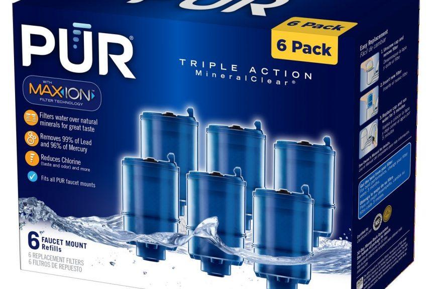 Éliminer les toxines de votre H2O