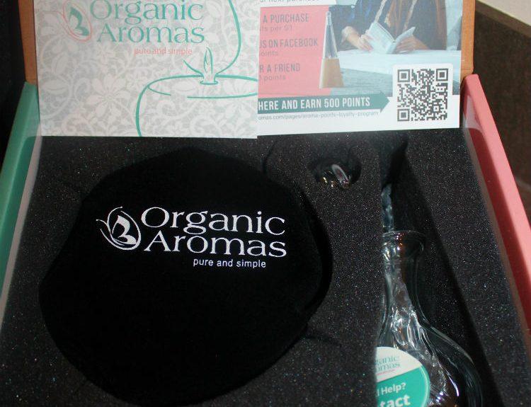 Revue de diffuseur d'huile essentielle d'aromathérapie de nébulisation d'aromes organiques
