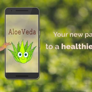 AloeVeda, l'application ayurvédique pour la santé et l'équilibre à long terme – À venir