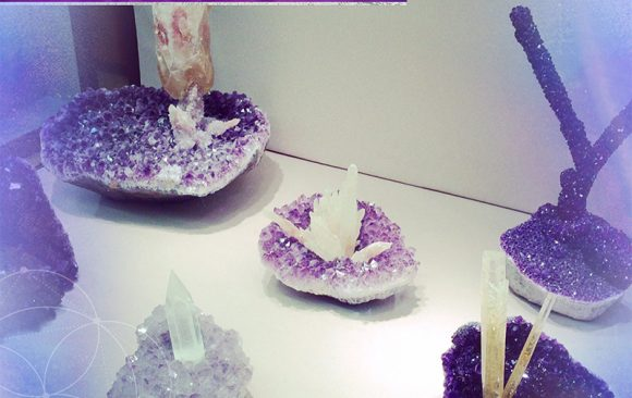 L'éthique de la collecte de cristaux