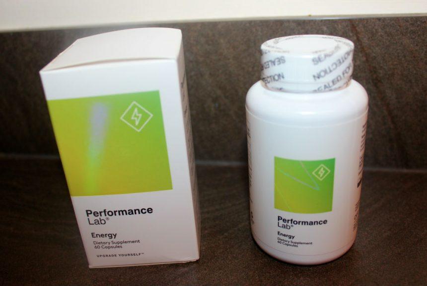 Performance Lab® Energy – Revue du supplément de support avancé pour les mitochondries