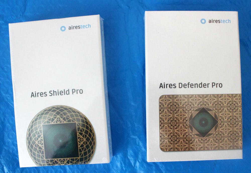 Aires Tech - Dispositif de protection EMF
