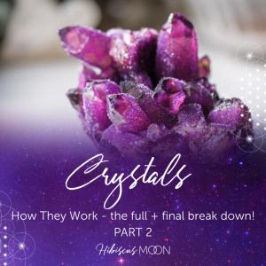 Cristaux: comment ils fonctionnent – la panne complète + FINALE! PARTIE 2