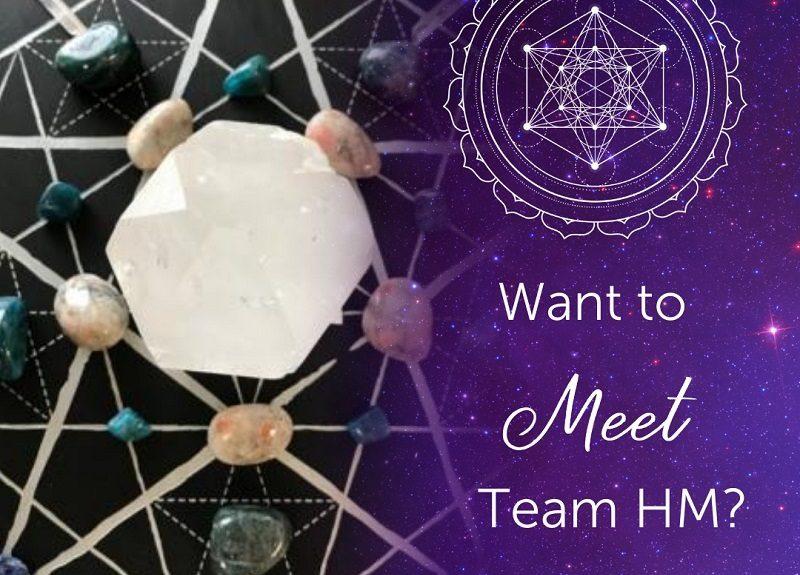 Voulez-vous rencontrer l'équipe HM? Nous avons des CCP et ACM