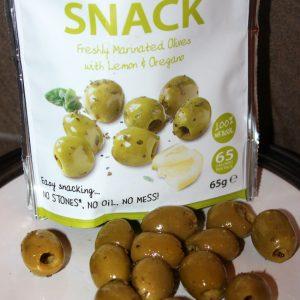 Avis de Mr Filbert's Olives vertes dénoyautées citron et origan