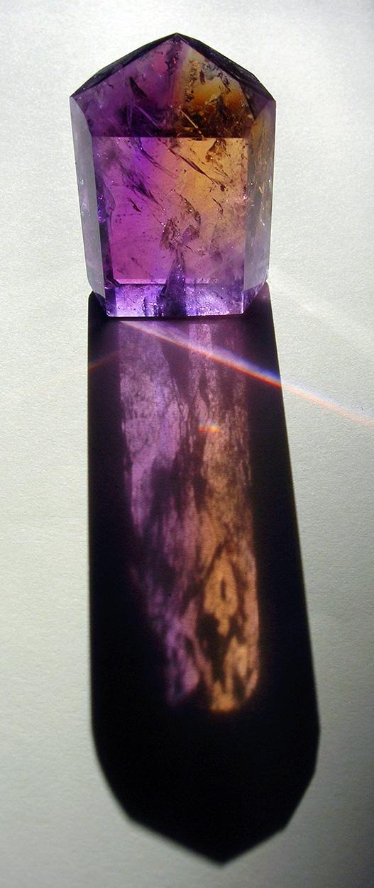 faux cristal