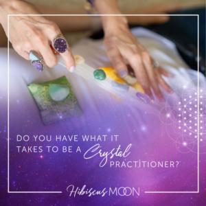 Avez-vous ce qu'il faut pour être un praticien du cristal?