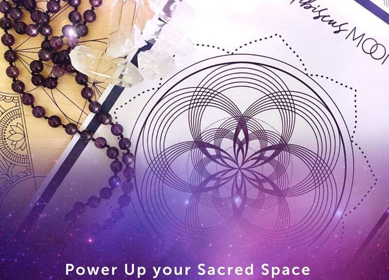 Alimentez votre espace sacré avec cet imprimable GRATUIT !